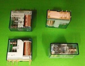 Relay 12 Volt SPDT 16 Amp C/O 1 Pole PCB - Plug In 4061 9012 0000 FINDER