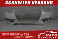 Audi A4 8K Facelift Bj. ab 2011 Stoßstange Vorne Original weiß (PDC) 8K0807437AA