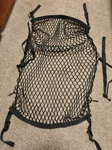 Cargo Net with Hooks and Straps - for Luggage or Boot Space?