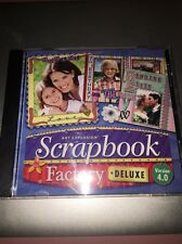 Art Explosion Scrapbook Factory Deluxe Version 4.0 (PC,01-07) Tested