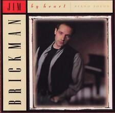JIM BRICKMAN - By Heart: Piano Solos (CD 1995) USA First Edition EXC