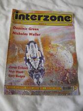 Interzone #187 March 2003 Science Fiction & Fantasy