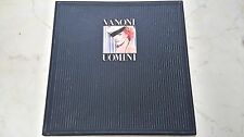 VANONI Uomini NUMBERED BOX EDITION + 28paged BOOKLET*NM*