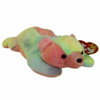 TY Beanie Baby - SAMMY the Bear (8.5 inch) - MWMTs Stuffed Animal Toy