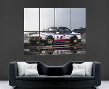 BMW M635 Auto da Corsa Sport POSTER GIGANTE GRANDE WALL ART POSTER PICTURE BIG