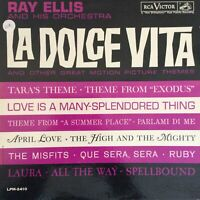 Ray Ellis & His Orchestra: La Dolce Vita And Other Great Motion Picture Themes