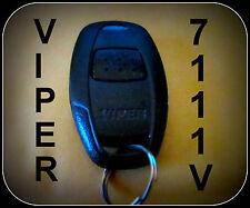 VIPER 7111V  KEYLESS ENTRY REMOTE TRANSMITTER FOB DOOR CONTROLLER  EZSDEI471H