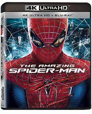 THE AMAZING SPIDER-MAN  (4K ULTRA HD) - Blu Ray -  Region free
