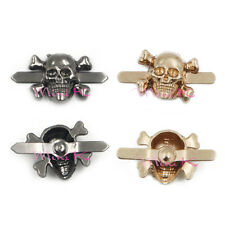 10/50/100 X 9 Kinds Skull Crossbones Clips Eyelet Studs Spikes Rivet Spots DIY