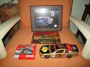 Action NASCAR 1/18 Dale Earnhardt #3 Goodwrench Bass Pro Shops 1998 Chev Plus
