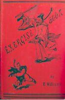 ++E. WILLIAMS exercise book ENGLISH LESSONS delagrave RARE++