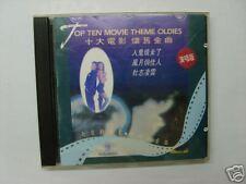 原裝正版 - 十大電影 懷舊金典 演唱版 Top Ten Movie Theme Oldies CD