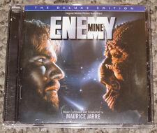 Enemy Mine deluxe edition cd sealed oop varese sarabande