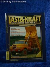 Last & Kraft 5/08 MAN Allradkipper 22.230 DHAK