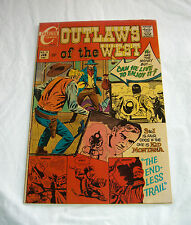 OutLaws of the West, No. 79, 1970, BRONZE AGE