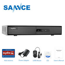 SANNCE H.265 Pro 5in1 16CH HD 1080P HDMI DVR Video Recorder CCTV Security System