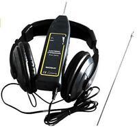 Auto Mechanics Stethoscope Noise Finder Machinery Fail Sound Diagnostic Tool