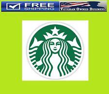 STARBUCKS OFFICIAL STICKER BUMPER WINDOW LOGO Coffee Joe Got Starbucks ?