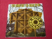 """Boys Brigade:   You Bring Out The Vicar In Me   UK   Near Mint   1982  7"""""""