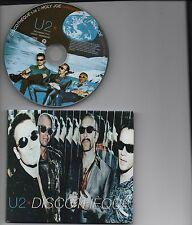 U2 RARE CD DISCOTHEQUE