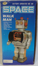 ROBOTS : BATTERY OPERATED SPACE WALK MAN MADE BY ME