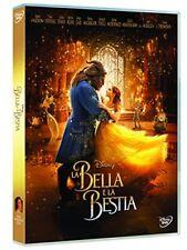 La Bella E La Bestia (Live Action 2017) DVD WALT DISNEY