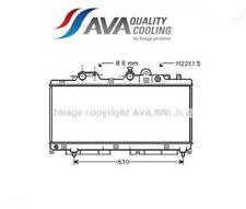 FT2147 Radiatore, Raffreddamento motore (AVA)