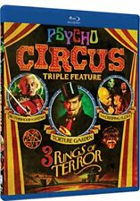 Psycho Circus-3 Rings Of Terror (Blu-Ray/Tfe/Brotherhood/ Torture/Creeping)