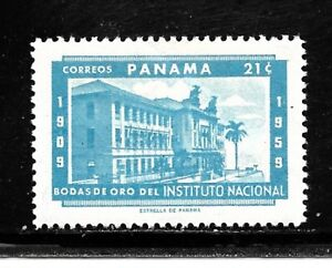 Panama Stamps- Scott # 429/A129-21c-Mint/LH-1959-NG