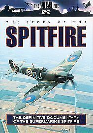 The War File: The Story Of The Spitfire (DVD) NEW SEALED FREEPOST