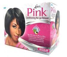 Luster's Pink Conditioning No-Lye Relaxer Kit REGULAR