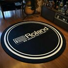 Roland-Alfombras Round 47 3/16in for Living to Be, Doormat Non Slip Im