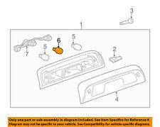 GM OEM-Exterior Bulb 13503361