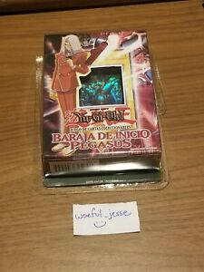 Yu Gi Oh Tcg Individual Trading Card Games In Spanish For Sale Ebay