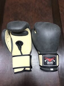Retro Leather Boxing gloves