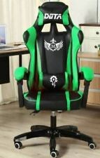 Gaming green chair