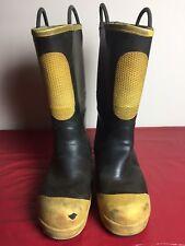 Ranger Firewalker Firefighter Footwear Mens Shoe-Fit Boots SZ 13 M Steel Toe