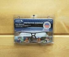 New Howard Leight Uvex Bayonet Shooting Safety Glasses, Clear Lens
