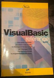 VISUAL BASIC REFERENCE - ELIA FLORIO