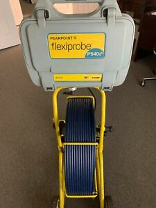 Sewer Camera Pearpoint Flexiprobe P540