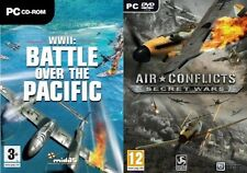 WWII Battle over the Pacific & air conflicts secret wars   new&sealed