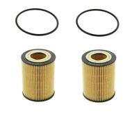 Vauxhall 1.0 1.2 1.4 12v & 16v Corsa  Mervia Astra Oil Filter SCT Germany x 2