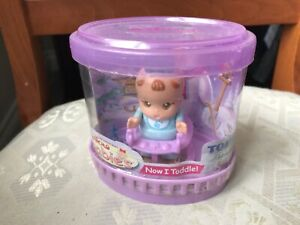 MICRO BABIES SNOW BABY JACK INTERACTIVE DOLL RARE DISCONTINUED