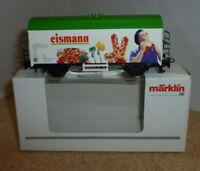 Marklin Refrigerator Car Eismann - 44185