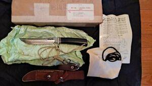 Vintage Randall 3-6 Hunter Knife