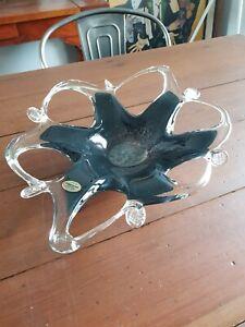 Murano glass bowl table centre piece