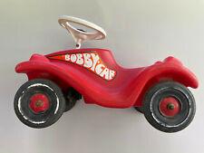 Bobbycar BIG rot Auto Spielzeug / Kinder Outdoor Spielplatz Bobby Car Original
