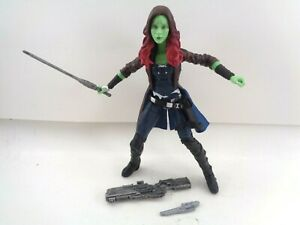 "Marvel Legends Gamora Figure from Guardians of the Galaxy 2 Mantis BAF Wave  6"""
