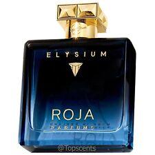 ROJA PARFUMS ELYSIUM PARFUM COLOGNE MEN 3.4OZ 100ML AUTHENTIC NEW FACTORY SEALED