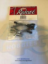 RedCat Front/Rear Upper A-Arm Blackout SC, SC pro XTE XBE, XTE Pro BS213-002